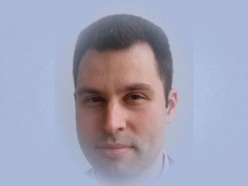 Гл. ас. д-р Петър Стоянов